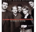 Alison Krauss / & Union Station So Long So Wrong =2LP=180g=MFSL