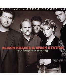 Alison Krauss / & Union Station So Long So Wrong =2LP=180g=MFSL