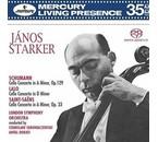 Janos Starker Cello Concertos of Schumann Lalo SaintSans