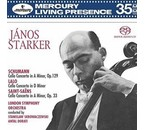 Janos Starker Janos Starker Cello Concertos of Schumann Lalo SaintSans