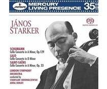 Janos Starker -Janos Starker Cello Concertos of Schumann Lalo SaintSans