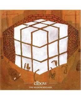 Elbow Elbow The Seldom Seen Kid = 45RPM 2LP =