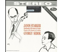 Janos Starker - Mendelssohn Bartholdy Sonata for Cello and Piano / Chopin Sona