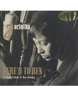 Jacintha Here s To Ben - A Vocal Tribute To Ben Webster