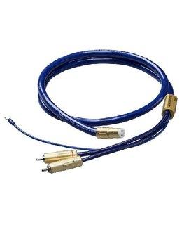 Ortofon 6NXTSW1010L Tonearm cable RCA to 5 pin DIN (L shape 5 pin)