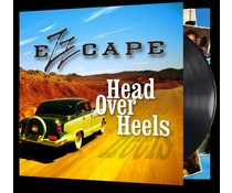 Ezz Cape Head Over Heels