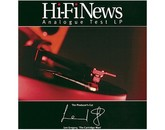 HiFi News HiFi News Analogue Test LP