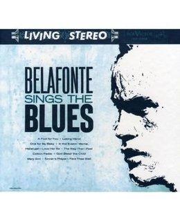Harry Belafonte Sings the Blues =45RPM 2LP=