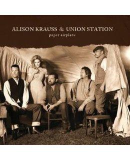 Alison Krauss / & Union Station Paper Airplane = HQ vinyl 180g LP=