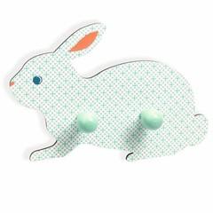 Djeco Djeco wardrobe Bunny mint