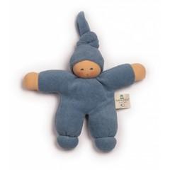 Nanchen Puppen Nanchen dolls Pimpel blue