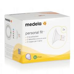 Medela Medela Personal Fit Breastshield L, 2 pieces