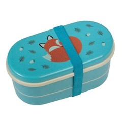 Rex International Rex Brotbox Bento Box Fox Rusty