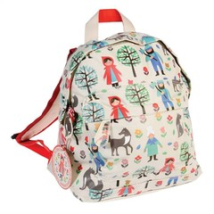Rex International Rex Mini backpack colorful Little Red Riding Hood