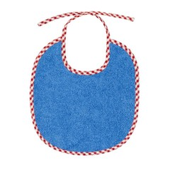Efie Efie bibs blue small Vichy Borte KbA