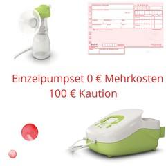 Ardo Medical Ardo Carum Milchpumpe mit Einzelpumpset mieten | 100 € Kaution