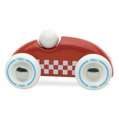 Vilac Vilac Mini Checkers Ralley Auto Holz rot
