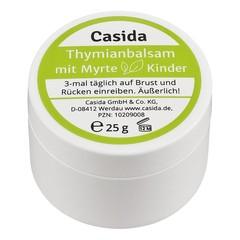 Casida Casida Thymianbalsam für Kinder 25 g