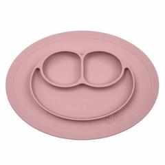 ezpz ezpz Mini Mat Silikon Platzmatte Teller rosa