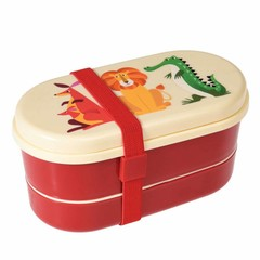 Rex International Rex Brotbox Bento Box Wilde Tiere