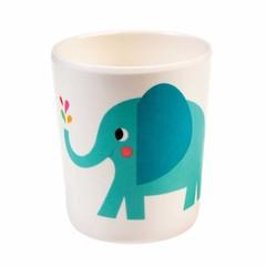 Rex International Rex Becher Melamin Elefant Elvis