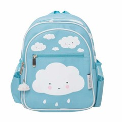 A Little Lovely Company A Little Lovely Company Rucksack Wolke blau