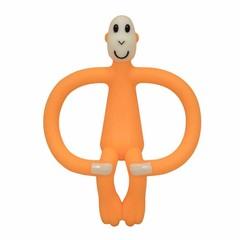 MatchStick Monkey MatchStick Monkey Zahnungshilfe Affe orange