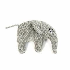 Smallstuff Smallstuff Rassel Elefant grau gestrickt