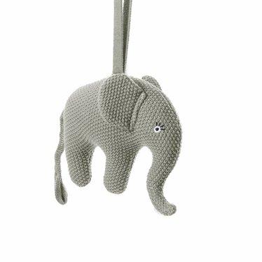 """Smallstuff Smallstuff Spieluhr Elefant grau """"Guten Abend..."""""""