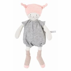 Moulin Roty Moulin Roty snoezige kat Pink Moon Les Petits Dodos