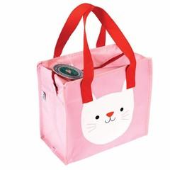 Rex International Rex Tasche Kindergarten Katze Cookie rosa