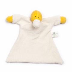 Nanchen Puppen Nanchen Puppen Nuckelente gelb Bio