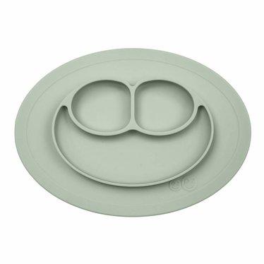 ezpz ezpz Mini Mat Silikon Platzmatte Teller mandelgrün