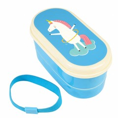 Rex International Rex Brotbox Bento Box Einhorn Magical Unicorn