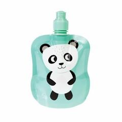 Rex International Rex faltbare Wasserflasche Panda Miko blau