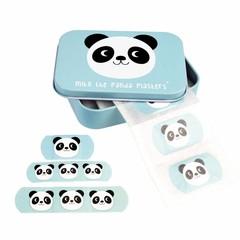 Rex International Rex kinder gipsen doos Panda Miko blauw