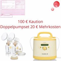Medela Medela Symphony Milchpumpe mieten Doppelpumpset | 100€ Kaution