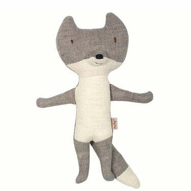 Maileg Maileg Wolf knuffeldier mini grijs 22cm