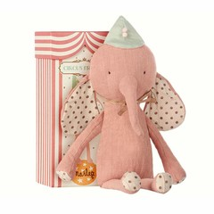Maileg Maileg circus elephant cuddly toy Circus Friends pink