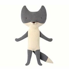 Maileg Maileg Fuchs cuddly toy Silver Fox big 45cm