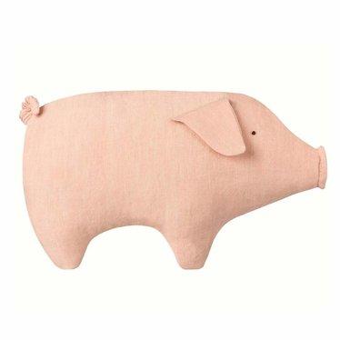 Maileg Maileg varken knuffelbeest Little Pig klein roze