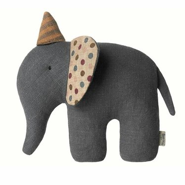 Maileg Maileg Zirkus Elefant mini Kuscheltier grau 11cm