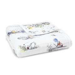 Aden + Anais Aden + Anais Dream Blanket Winnie The Pooh 120x120