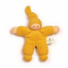 Nanchen Puppen Nanchen Puppen Pimpel gelb