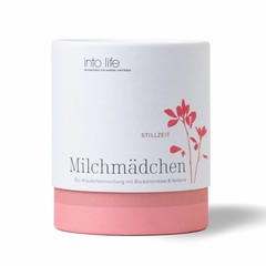 Into Life Into Life Tee Milchmädchen Stilltee | 150g Pappdose