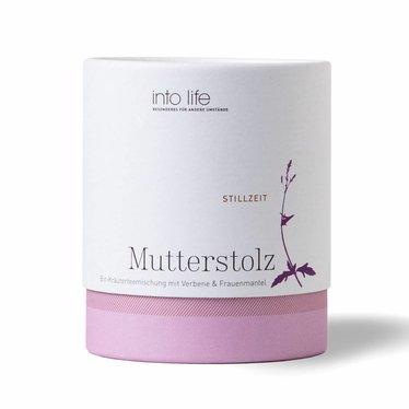 Into Life Into Life Tee Mutterstolz | 150g kartonnen doos