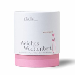 Into Life Into Life Tee Weiches Wochenbett | 145g Pappdose