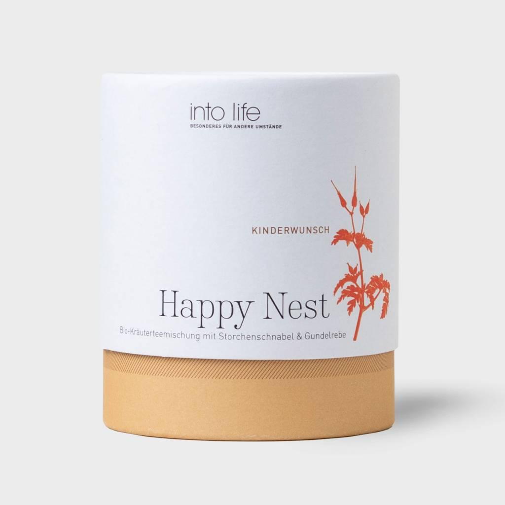 Into Life Tee Happy Nest Kinderwunsch