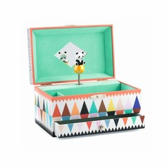 Djeco Djeco music box jewelery box Mr. Panda's song
