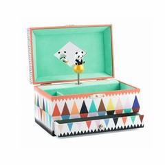Djeco Djeco music box jewelery box Mr. Panda's song